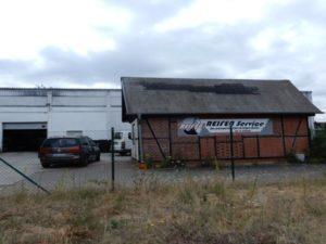 KFZ- Werkstatt in Pasewalk