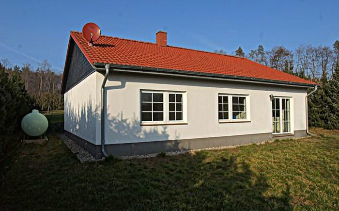 Einfamilienhaus in Krakow am See