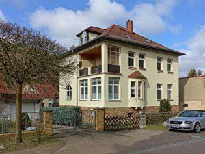 Villa aus den Goldenen Zwanzigern in Falkenberg bei Freienwalde