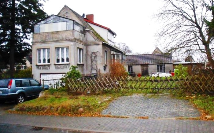 Einfamilienhaus in Marnitz