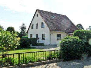 Einfamilienhaus in Spantekow
