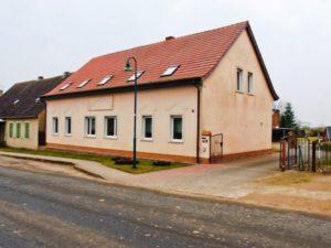 Einfamilienhaus in Briest bei Passow