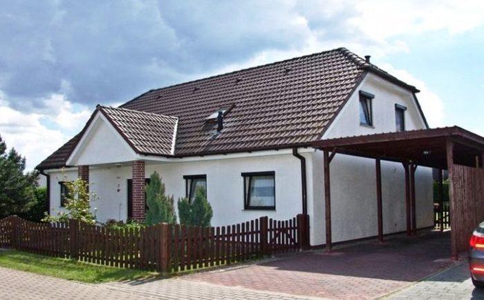 Einfamilienhaus in Schwedt