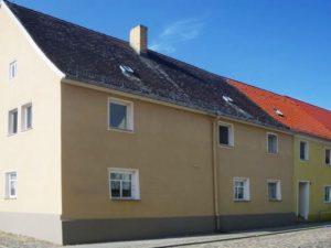 Stadthaus mit Gewölbekeller in Mühlberg/Elbe