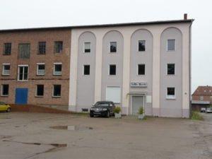 Wohn-und Geschäftshaus in Grabow bei Neustadt-Glewe