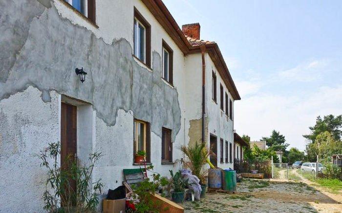 Einfamilienhaus mit Einlieger und Laden in Küstrin
