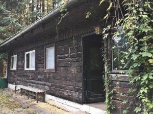 Jagdhaus in Wokuhl-Dabelkow