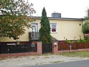 Einfamilienhaus in Fürstenwalde