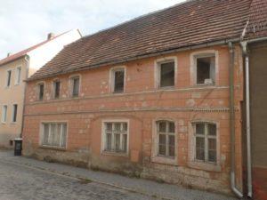 Stadthaus in Uebigau