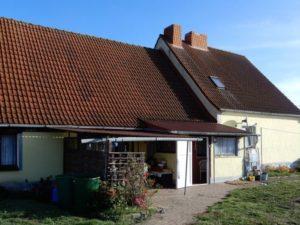 Einfamilienhaus-Siedlerhof in Moltzow