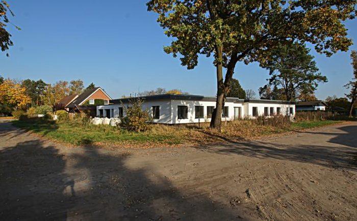 Großes neues Einfamilienhaus in Werneuchen bei Berlin