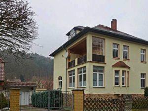 Villa aus den Goldenen Zwanzigern in Falkenberg/ Mark