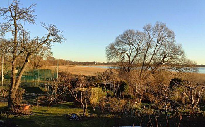 Eigentumswohnung mit Blick auf den Beetzsee