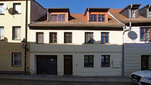 Einfamilienhaus mit Einliegerwohnung in Eberswalde
