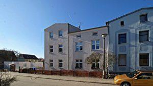 Mehrfamilienhaus in Eberswalde Kupferhammer