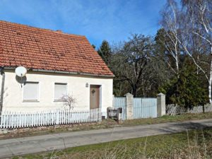 Einfamilienhaus in Neuhof bei Jüterbog
