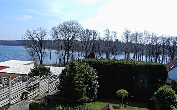 Ferienhaus am See in Murchin