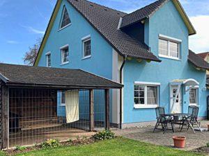 Einfamilienhaus in Sietow an der Müritz