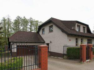 Modernes Einfamilienhaus in Gartz