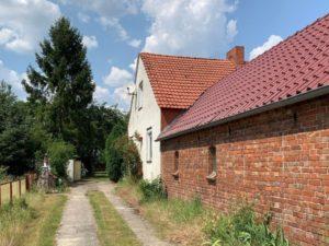 Einfamilienhaus mit Nebengelass in Wittstock