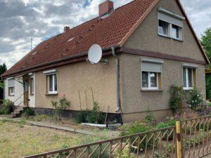 Einfamilienhaus mit Nebengelass in Groß Pankow