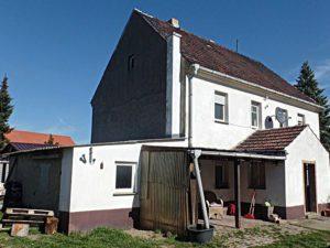 Einfamilienhaus in Rehfeld
