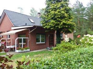 Einfamilienhaus in Alleinlage bei Malliß