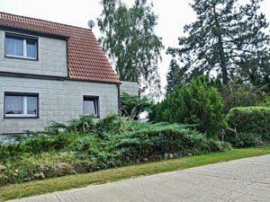 Einfamilienhaus mit Nebengelass in Lebus