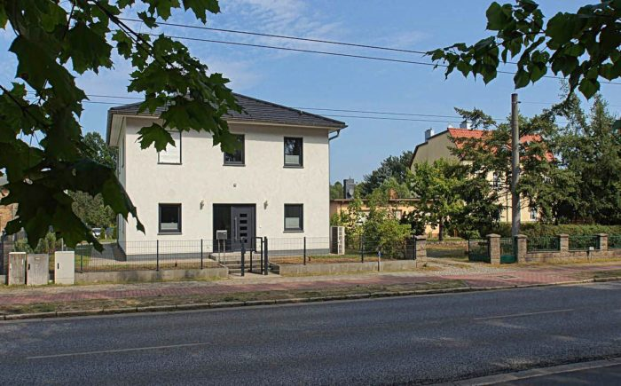 Einfamilienhaus in Eberswalde