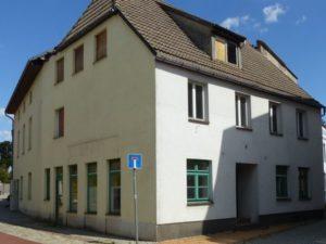 Wohn- und Geschäftshaus in Lübz