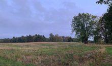 Ackerfläche bei Rheinsberg