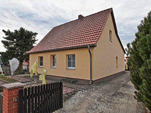 Einfamilienhaus mit Obstgarten in Eberswalde Ostende