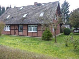 Einfamilienhaus in Zarrentin am Schaalsee