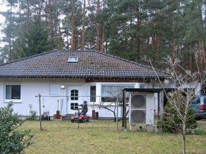 Einfamilienhaus bei Beelitz