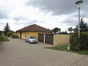 Einfamilienhaus in Heckelberg 30 km nordöstlich von Berlin