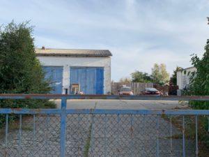 Hallen, Werkstatt, Lager bei Mirow