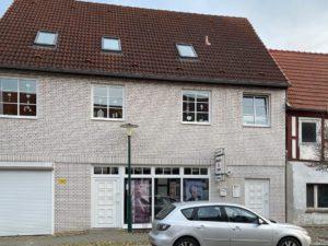 Wohn- und Geschäftshaus in Lenzen an der Elbe