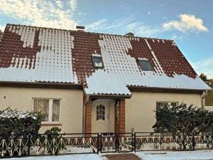 Einfamilienhaus mit Gästehaus in Lohmen