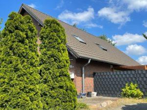 Einfamilienhaus am Stadtrand von Rostock in Ostseenähe