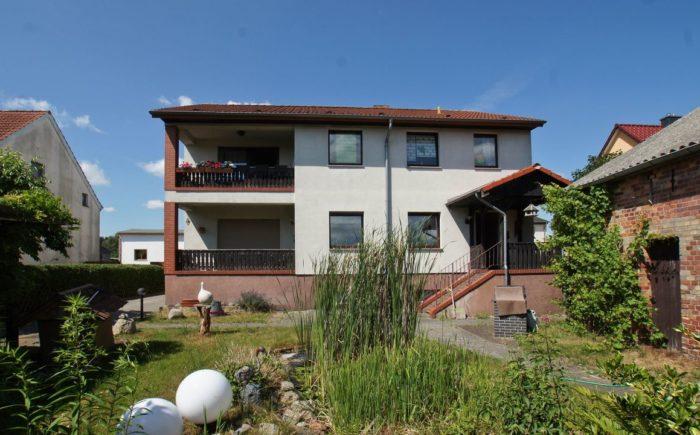 Ein- oder Zweifamilienhaus in Finowfurt
