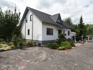 Sehr schönes Anwesen mit Einfamilienhaus in Gartz an der Oder